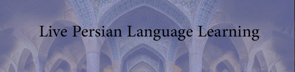 Live Persian Language Learning